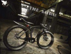 Batbike, le velo de Batman