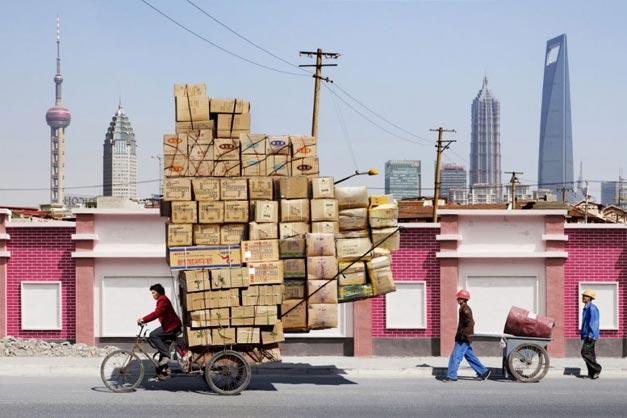 Alain Delorme photographe : Totem
