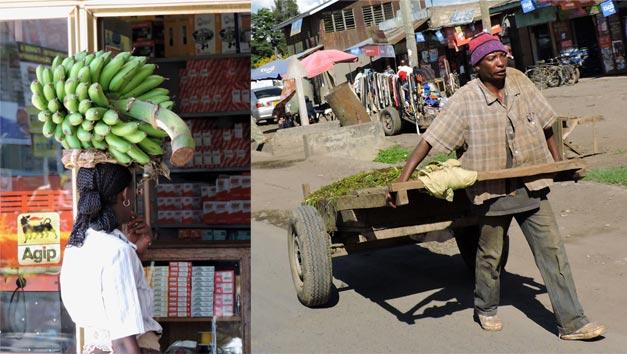 Probleme de mobilite en Afrique