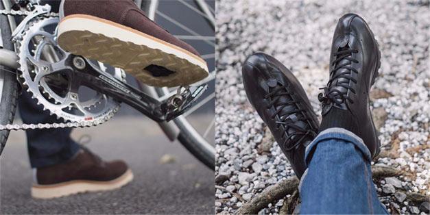 Chaussures de velo de ville