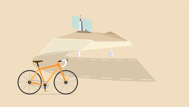 Graphisme Tour de France