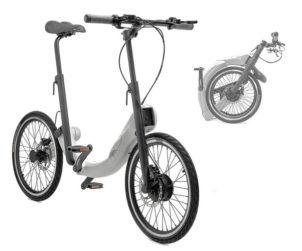 Chainless ebike JIVR