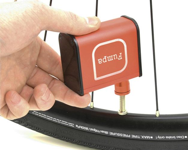 Compresseur velo portatif Fumpa