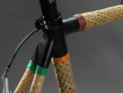 Velo bambou et impression 3D
