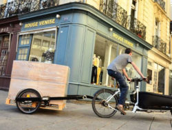 Remorque Fleximodal Bicylift