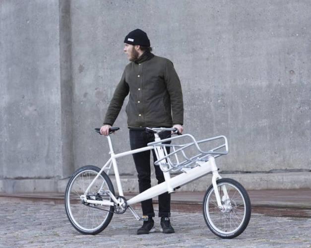 Velo cargo design Danemark