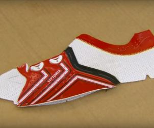 Fabrication de chaussures cyclistes