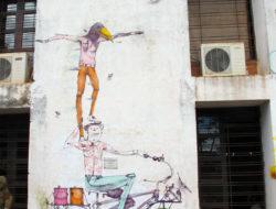 Graffiti velo