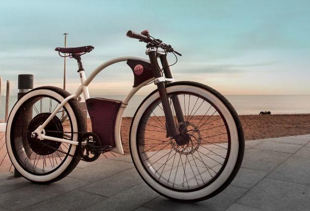 Rayvolt bike design