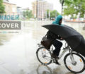 Parapluie velo Under-cover
