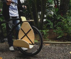 Transport pratique velo