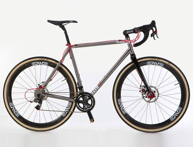 Charge bike titanium