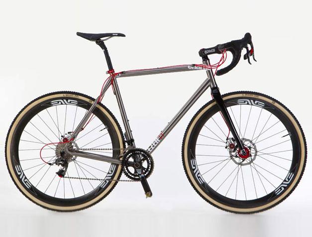 Charge bike titanium