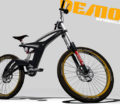 Demon bike MTB by Richard Mlachowski