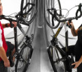 Cyclepods, bicycle shelter design