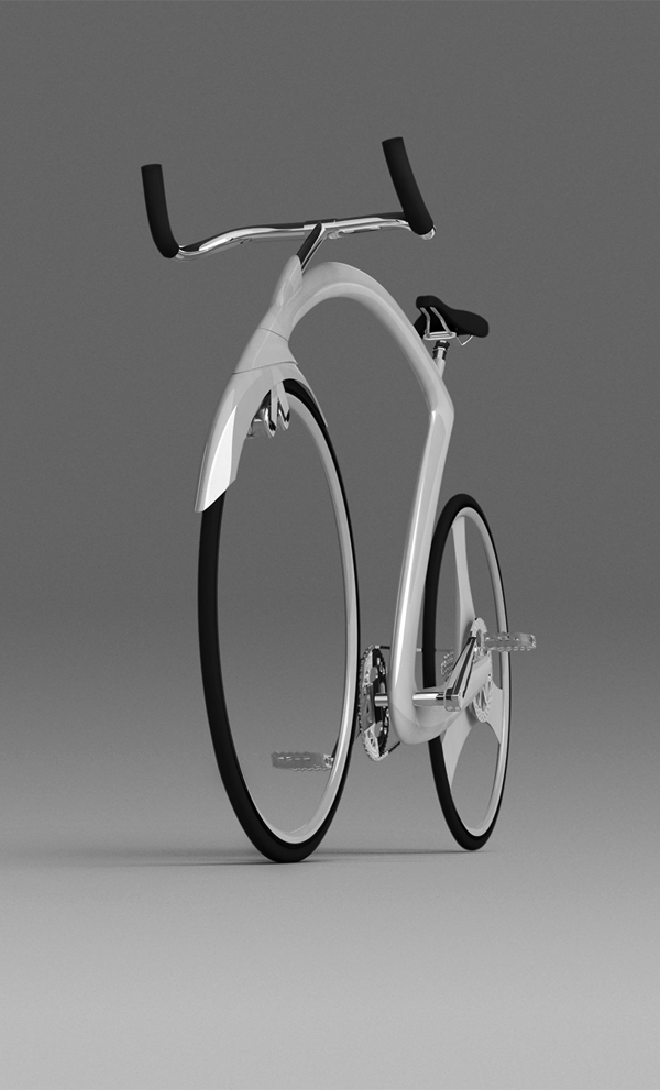 Road bicycle concept