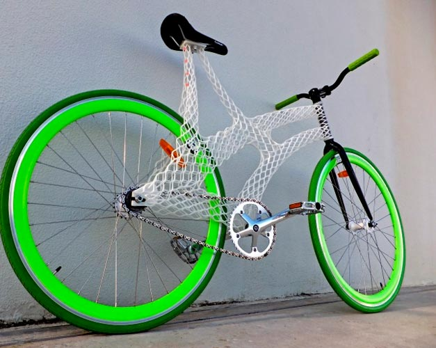 Jmaes Novak bicycle